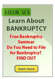 Bankruptcy Seminar Signup