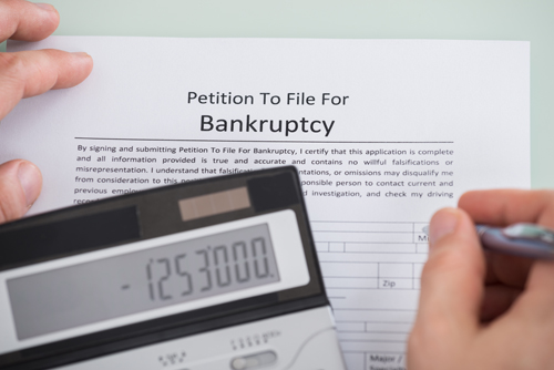 Preparing My Own Bankruptcy Petition Without an Attorney